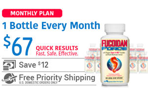 Buy Fucoidan Monthly Plan