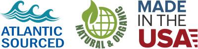 Atlantic Organic Fucoidan Made in the USA